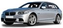 BMW 5 03-10 (E61 alváz)