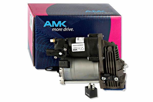 Új kompresszor AMK - S (W221) , CL (W216)